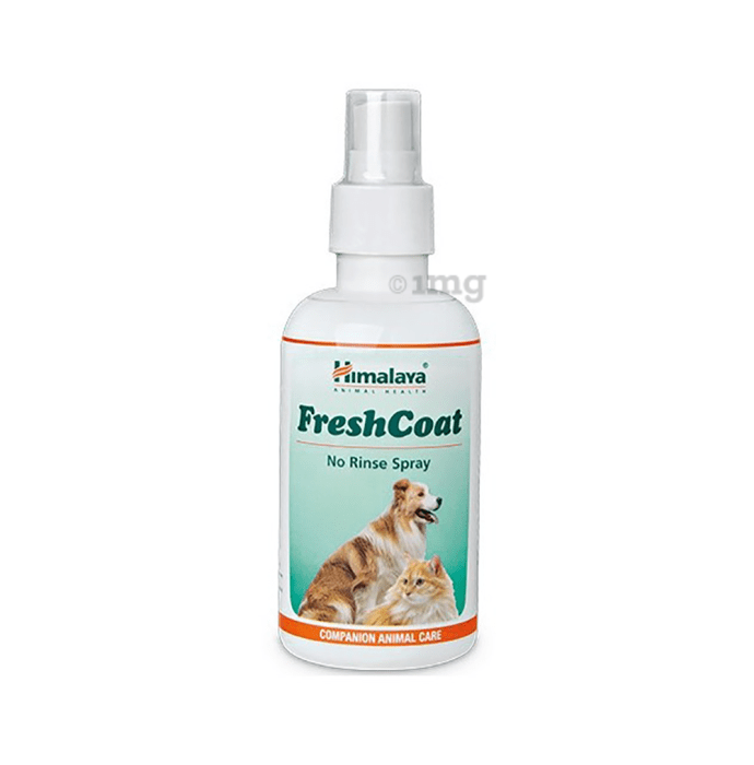 Himalaya FreshCoat No Rinse Spray