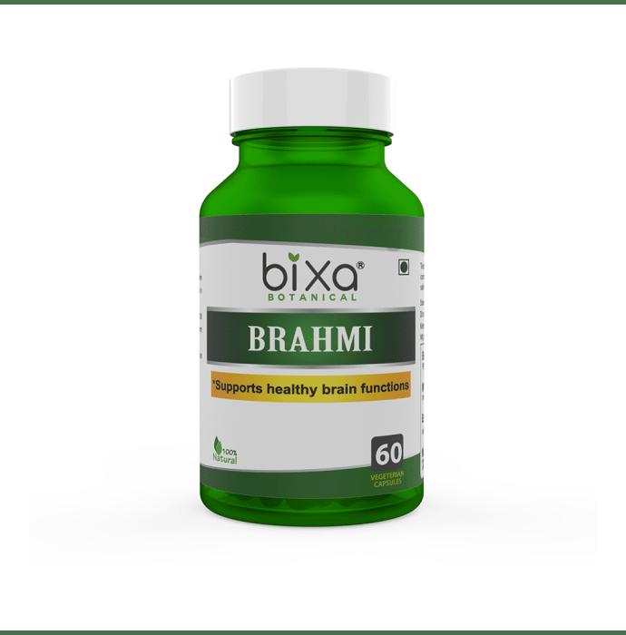 Bixa Botanical Brahmi Vegetarian Capsule