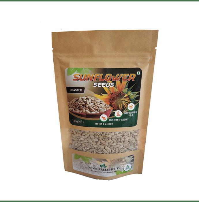 Wonderelements Roasted Sunflower Seeds