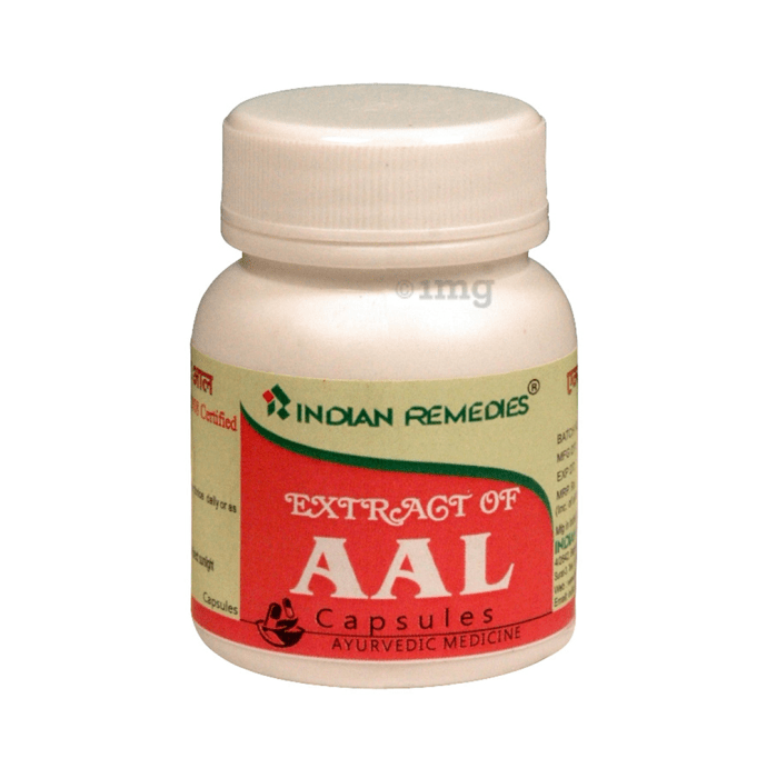 Indian Remedies Extract of AAL (Noni) Capsule