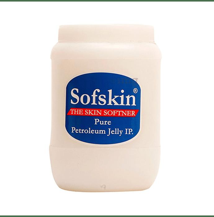 Sofskin White Petroleum Jelly