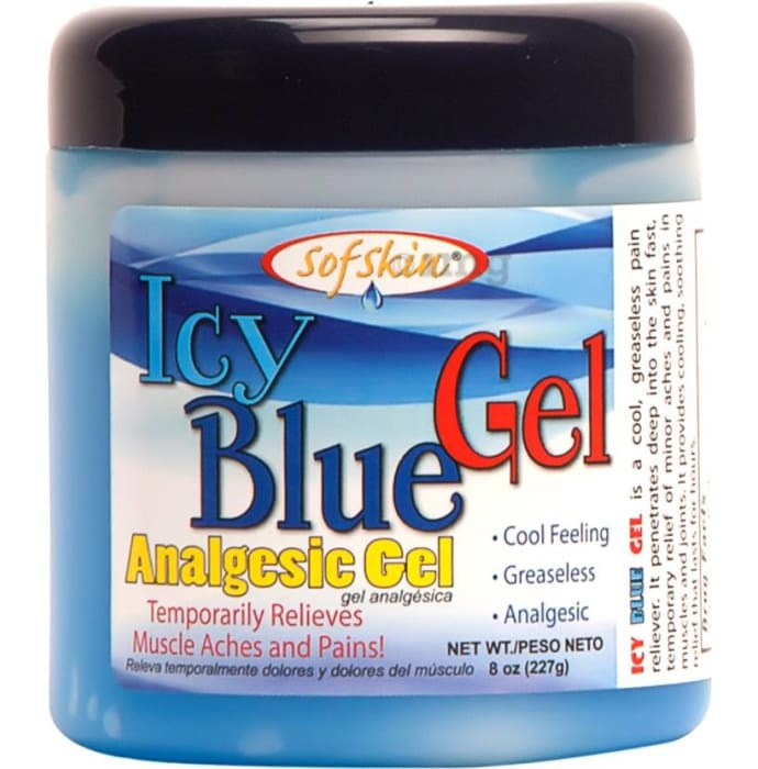 Sofskin Icy Blue Gel