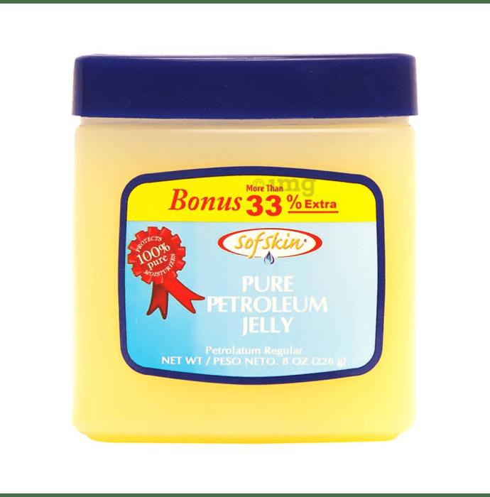 Sofskin Pure Petroleum Jelly