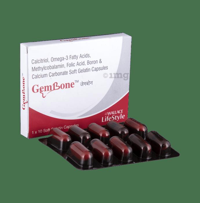 Gembone  Soft Gelatin Capsule