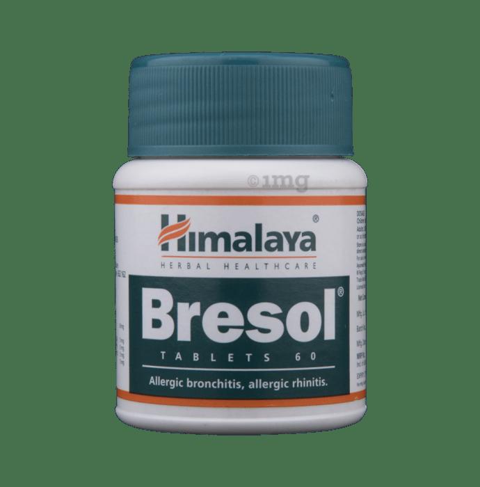 Himalaya Bresol Tablet