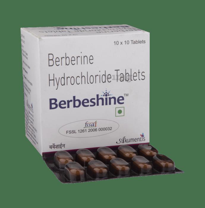 Berbeshine Tablet