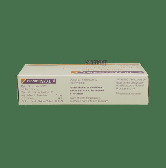 Prazopress 1 mg lol