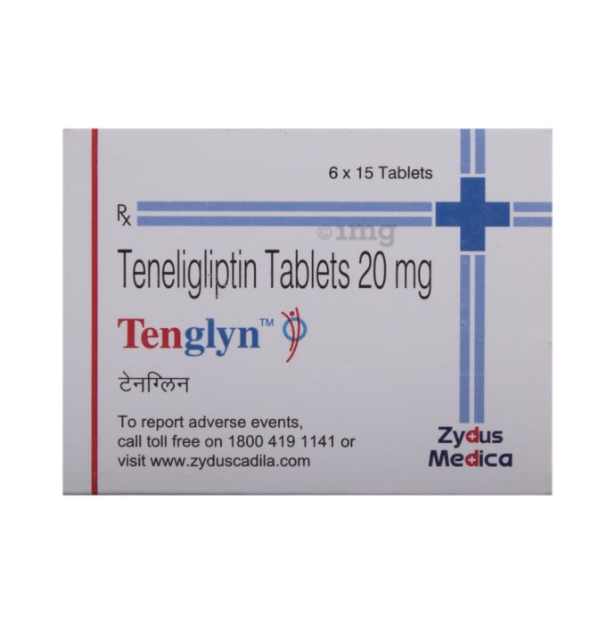 Tenglyn Tablet: View Uses, Side Effects, Price and Substitutes | 1mg
