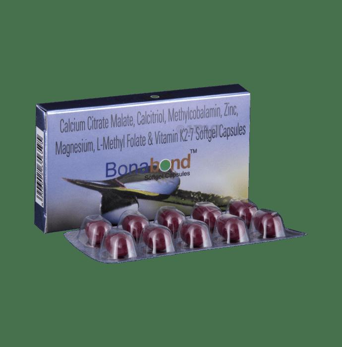 Bonabond Soft Gelatin Capsule