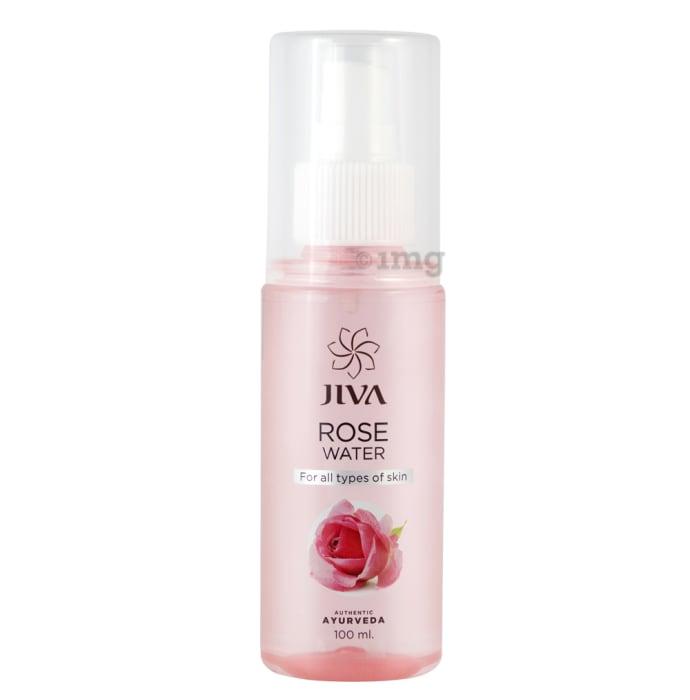 Jiva Rose Water