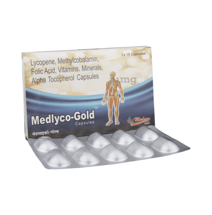 Medlyco-Gold Capsule