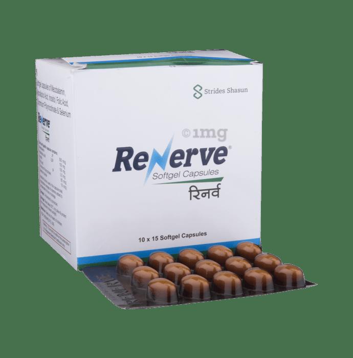 Renerve Softgel Capsule