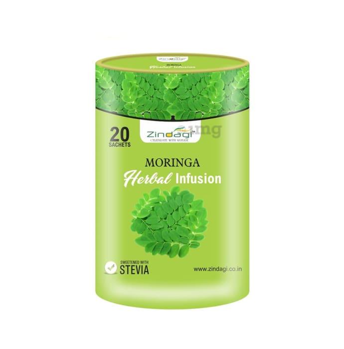 Zindagi Moringa Herbal Infusion