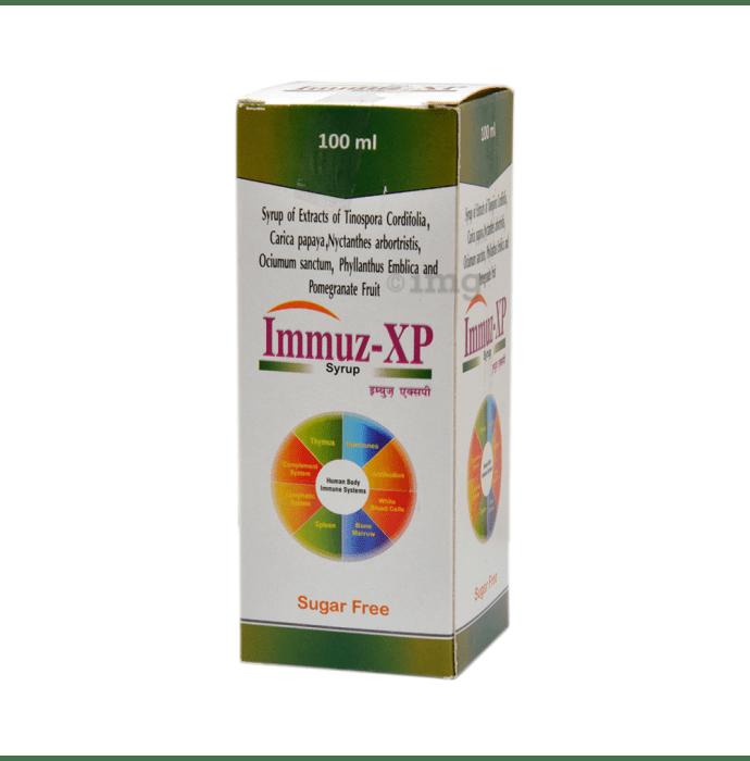 Immuz-XP Sugarfree Syrup