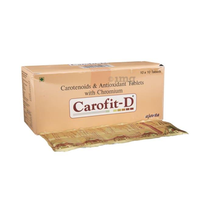 Carofit-D Tablet