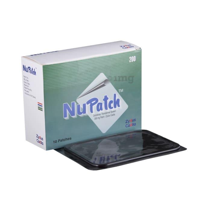 NU Patch