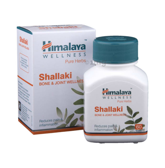 Himalaya Wellness Pure Herbs Shallaki Tablet