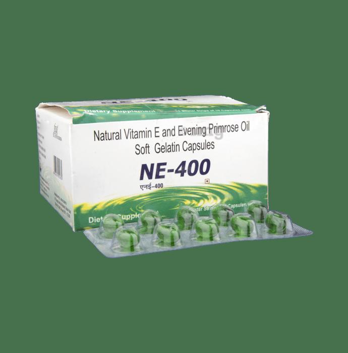 NE -400 Soft Gelatin Capsule