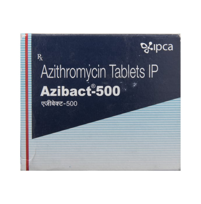 Azibact 500 Tablet View Uses Side Effects Price And Substitutes 1mg