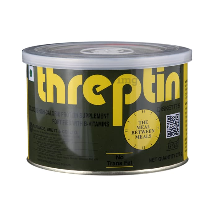 Threptin High-Calorie Protein Diskette Vanilla