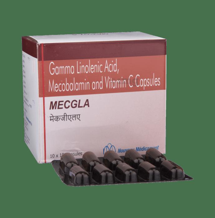 Mecgla Soft Gelatin Capsule