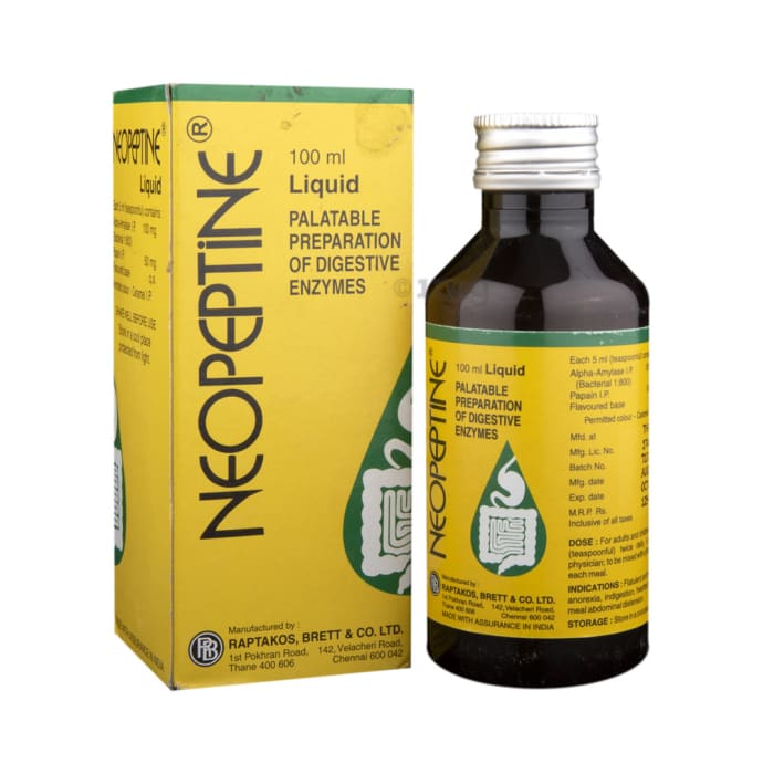 Neopeptine Liquid
