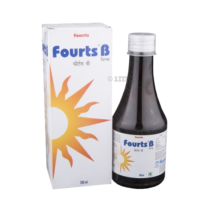 Fourts B Syrup