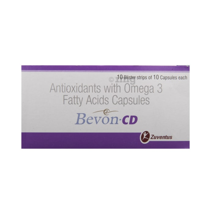 Bevon -CD Capsule