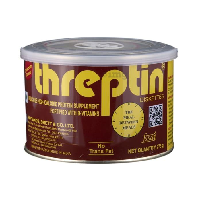 Threptin High-Calorie Protein Diskette Chocolate