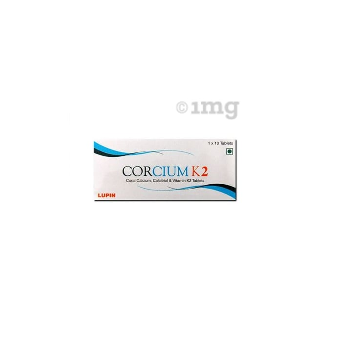 Corcium K2 Tablet