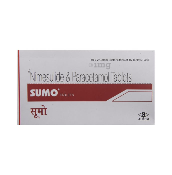 Sumo Tablet: View Uses, Side Effects, Price and Substitutes   1mg