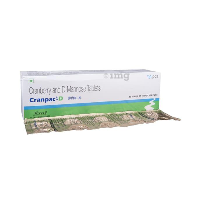 Cranpac -D Tablet