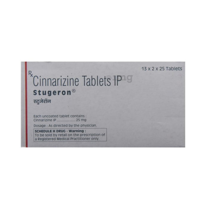 Stugeron Tablet View Uses Side Effects Price And Substitutes 1mg