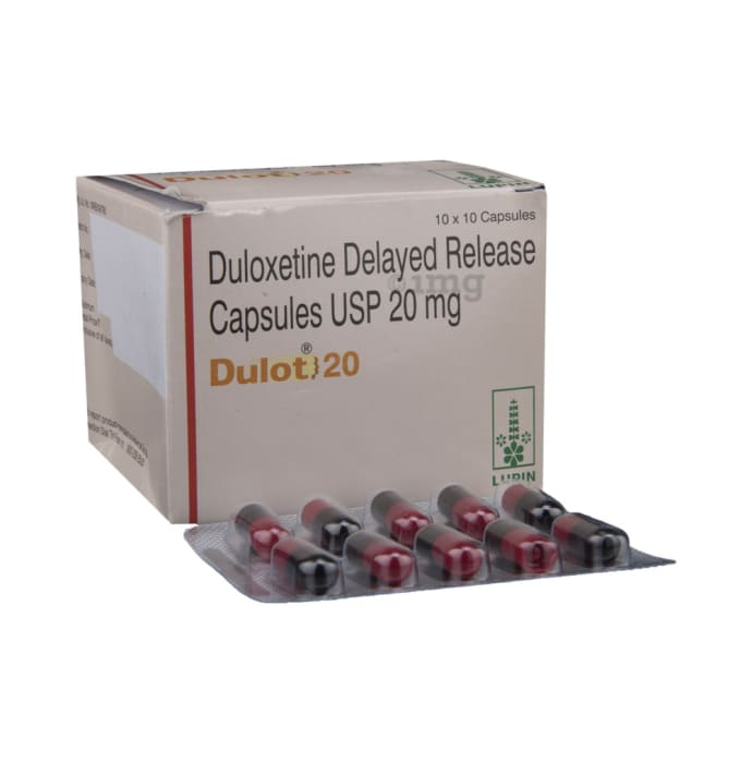 Dulot 20 mg para que