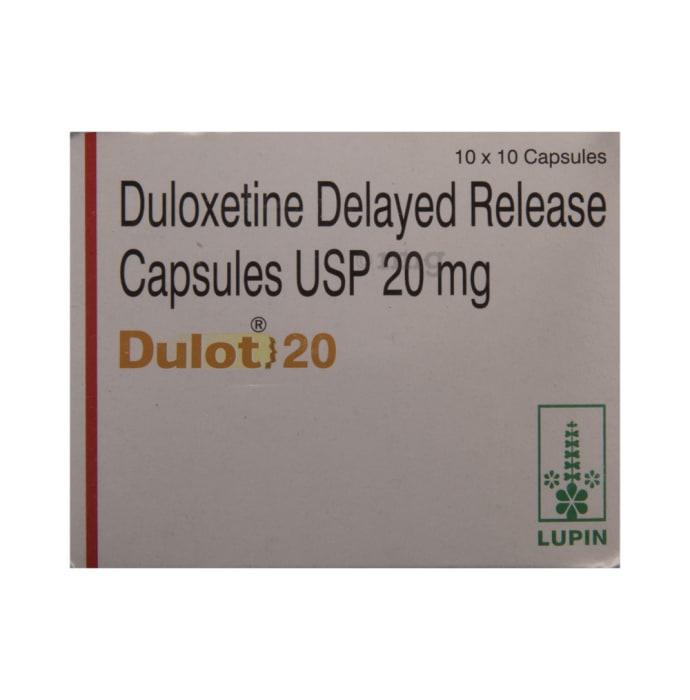 Dulot 20 mg oil of oregano