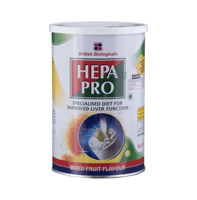 Hepa Pro Powder Mixed fruit