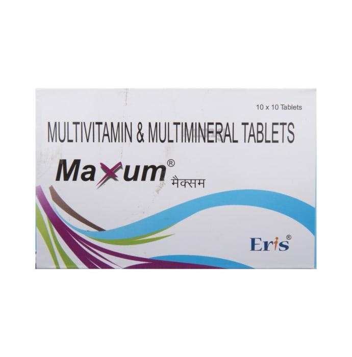Maxum Tablet