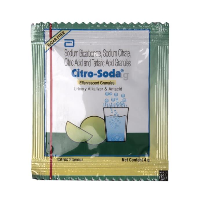 Citro-Soda Effervescent Granules