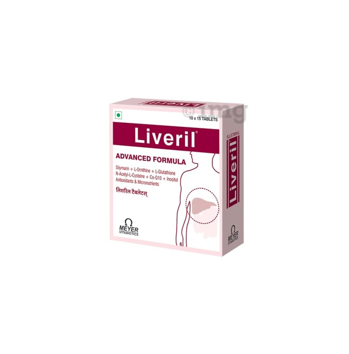 Liveril Tablet