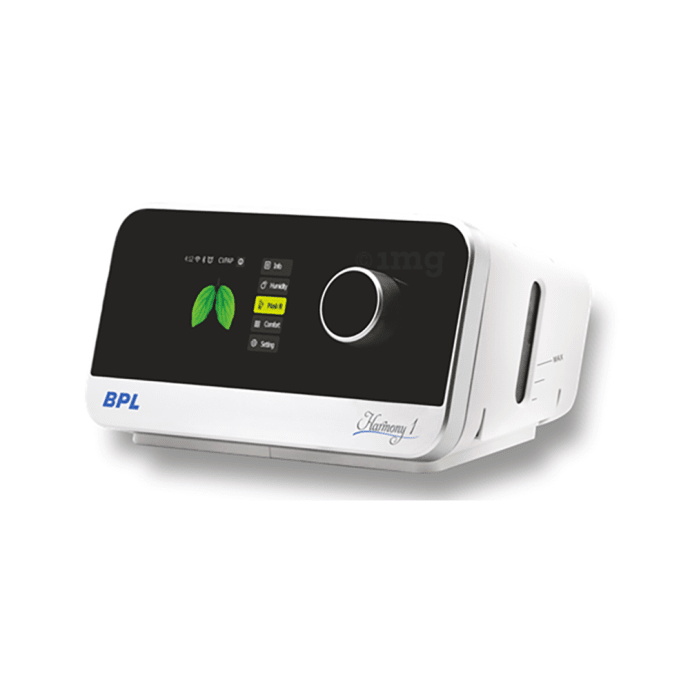 BPL Harmony1 CPAP Machine