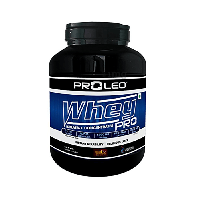 Proleo Whey Pro Isolate & Concentrate Powder Chocolate