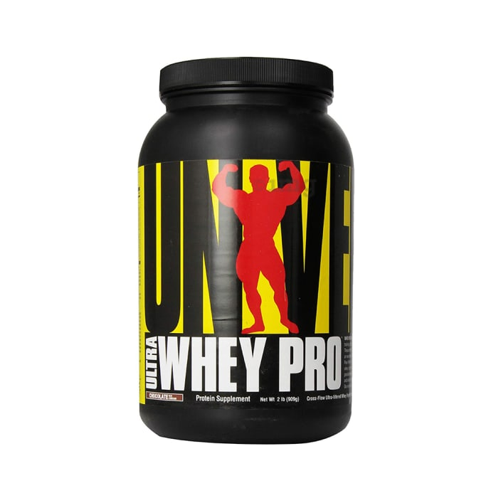 Universal Nutrition Ultra Whey Pro Chocolate Ice Cream