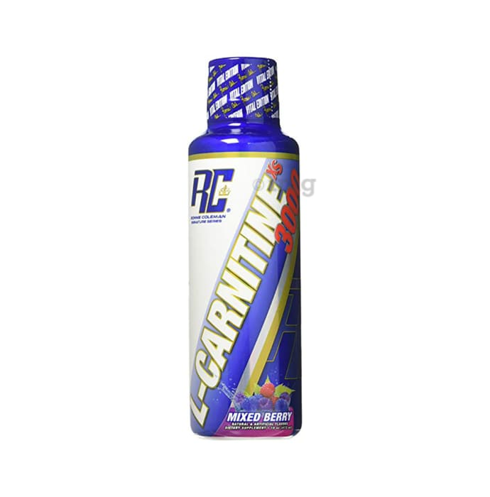 Ronnie Coleman L-Carnitine XS 3000 Mixed Berry