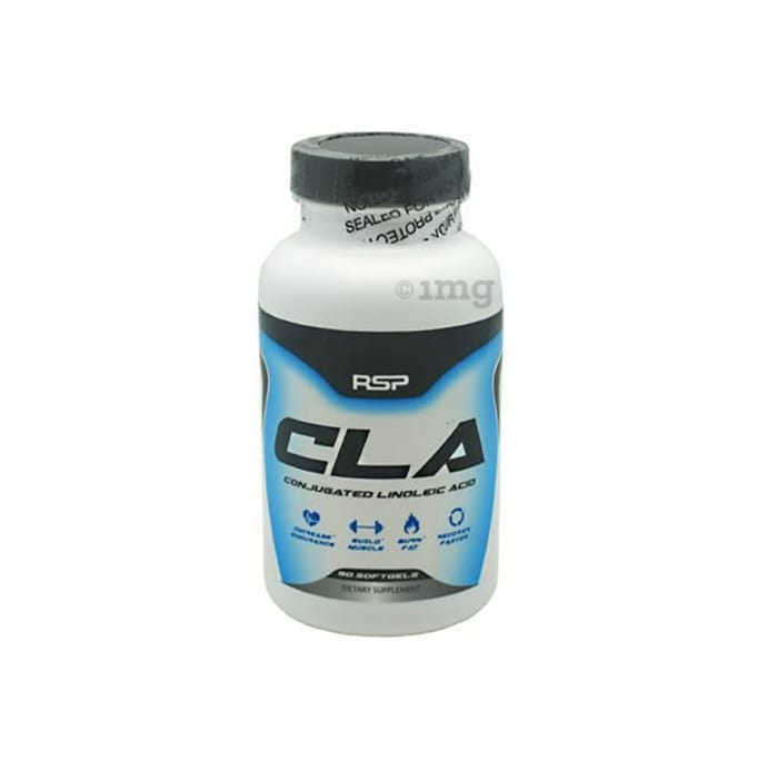 RSP Nutrition CLA Capsule