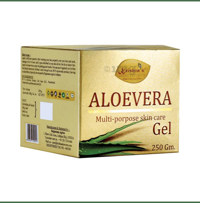 Krishna's Aloevera Gel