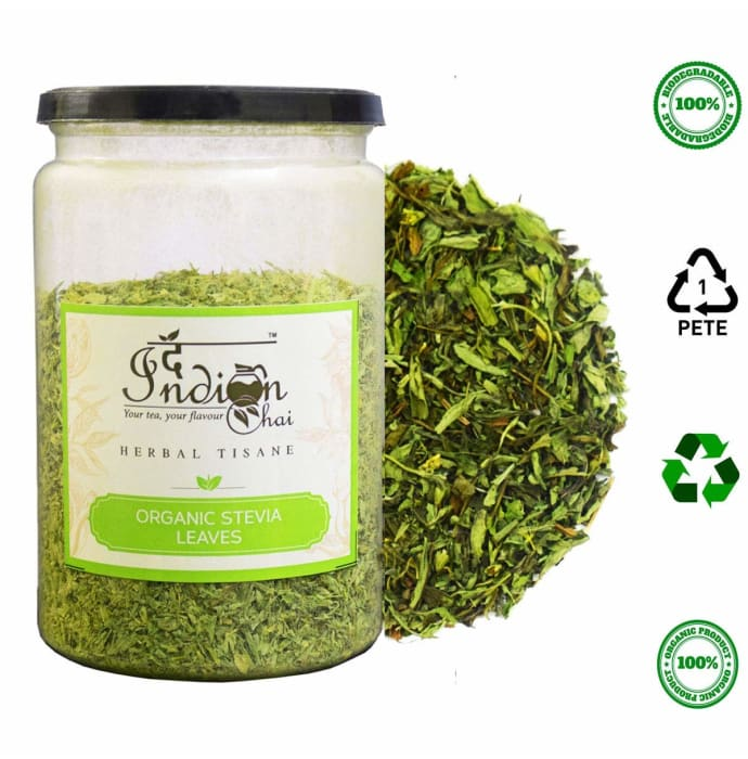The Indian Chai Organic Stevia Leaves