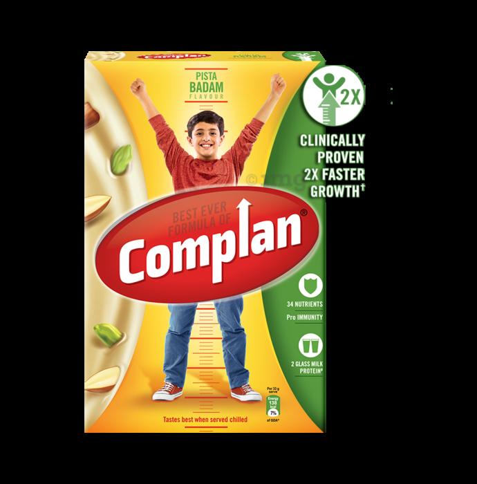 Complan Growth Mix Refill Pista Badam