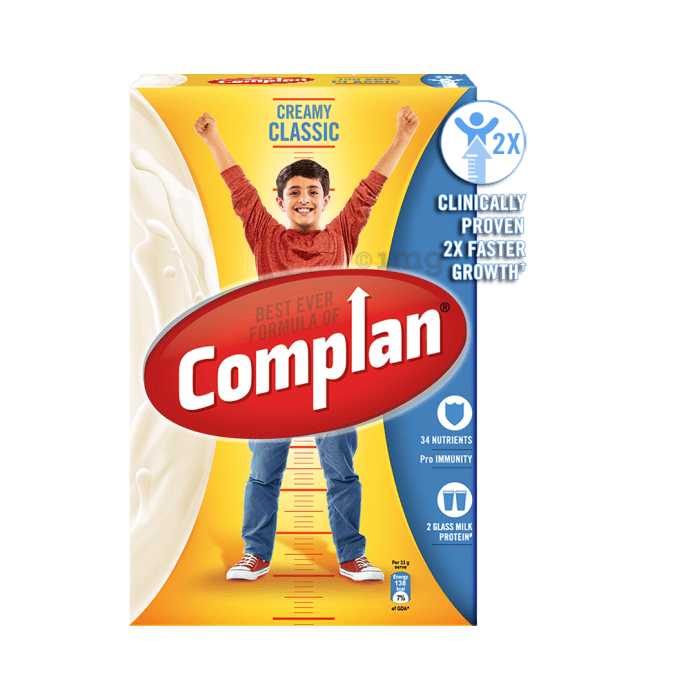 Complan Growth Mix Refill Creamy Classic