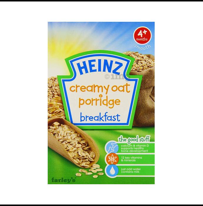 Heinz Porridge Creamy Oat