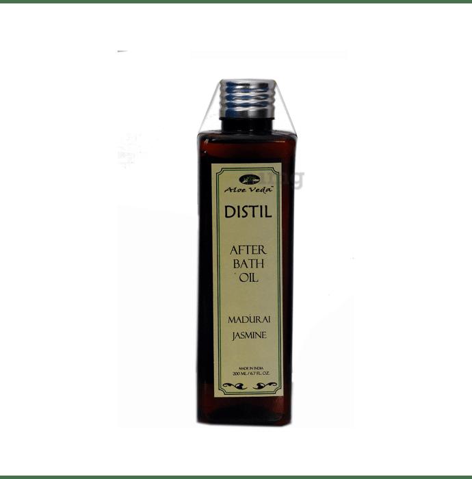 Aloe Veda Distil After Bath Oil Madurai Jasmine